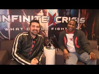 Angry Joe Show: Infinite Crisis - Angry Joe Open Beta Interview