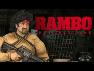 Angry Joe Show: Rambo: The Video Game