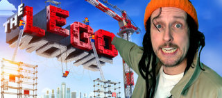 Bum Reviews: The Lego Movie