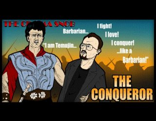 Cinema Snob: THE CONQUEROR