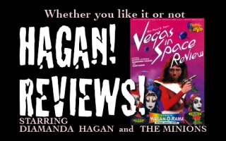 Diamanda Hagan: Special Review: Vegas in Space