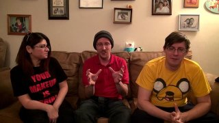 Doug Walker: Adventure Time Vlogs: Jake vs. Memow