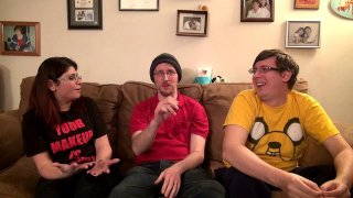 Doug Walker: Adventure Time Vlogs: The Wand