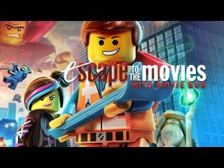 Escape to the Movies: THE LEGO MOVIE