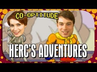 Co-Optitude: Herc's Adventures - Retro Let's Play: Co-Optitude Ep 35