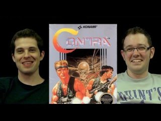 James & Mike Mondays: Contra (NES)