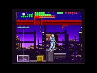 James & Mike Mondays: RoboCop Versus The Terminator (SNES)
