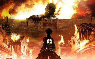 JesuOtaku Reviews: Attack on Titan part 1
