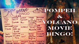 Nostalgia Chick: Vlog: Pompeii and Volcano Movie Bingo