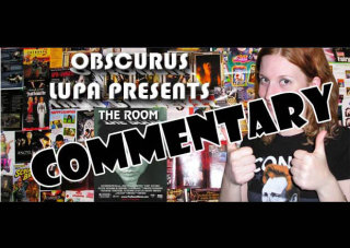 Obscurus Lupa Presents: The Room Commentary