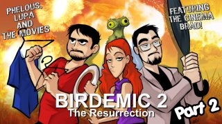 Phelous: Birdemic 2: The Resurrection Part 2