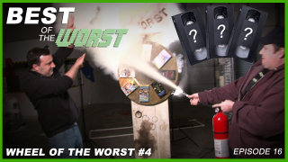 Red Letter Media: Best of the Worst: Wheel of the Worst #4