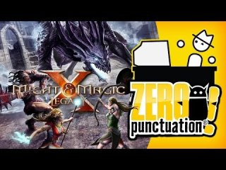 Zero Punctuation: MIGHT & MAGIC X LEGACY