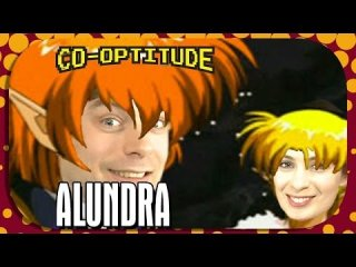 Co-Optitude: Alundra Part 1 - Retro Let's Play: Co-Optitude Ep 37
