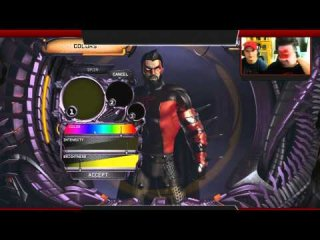 Angry Joe Show: Red Lantern Angry Joe in DCUO - Part 2!