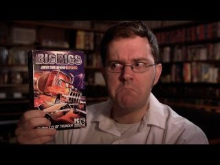 Angry Video Game Nerd: Big Rigs: Over the Road Racing