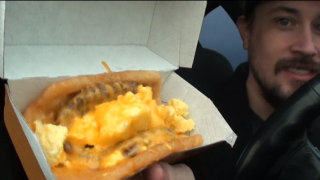 Brad Jones: Brad Tries Taco Bell Breakfast