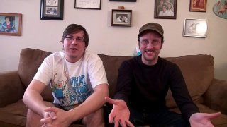 Doug Walker: Adventure Time Vlogs: Hug Wolf