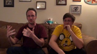 Doug Walker: Adventure Time Vlogs: The Ice King's Glasses Issue