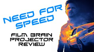 Film Brain: Projector: Need for Speed