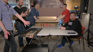 Giant Bomb: Giant Bomb Poster Party - Part 01