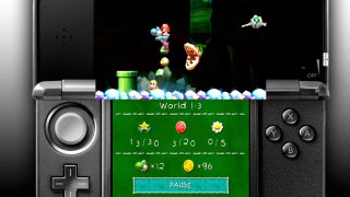 Giant Bomb: Quick Look: Yoshi's New Island