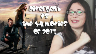 Nostalgia Chick: Divergent and the YA movies of 2013