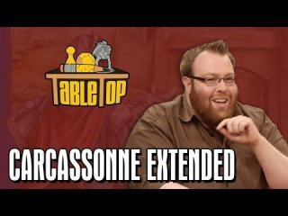TableTop: TableTop Extended: Carcassonne (Jesse Cox, Wil Wheaton, Nika Harper, Kumail Nanjiani)