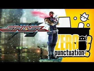 Zero Punctuation: STRIDER