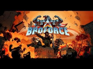 Angry Joe Show: Angry Joe Plays BroForce!