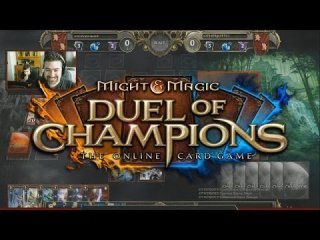 Angry Joe Show: Angry Joe Plays M&M: Duel of Champions