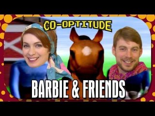 Co-Optitude: Barbie Race & Ride and Mary-Kate and Ashley's Winner's Circle - Retro Let's Play: Co-Optitude Ep 42