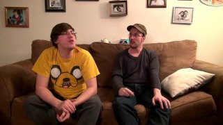 Doug Walker: Adventure Time Vlogs: King Worm