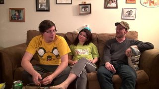 Doug Walker: Adventure Time Vlogs: Lady and Peebles
