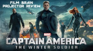 Film Brain: Projector: Captain America - The Winter Soldier