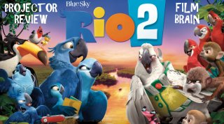 Film Brain: Projector: Rio 2