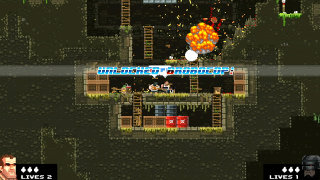 Giant Bomb: Unfinished: Broforce 04/09/2014