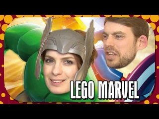 Co-Optitude: LEGO Marvel Super Heroes - Let's Play: Co-Optitude Ep 43
