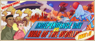 Nostalgia Chick: Independence Day vs. War of the Worlds Pt 2