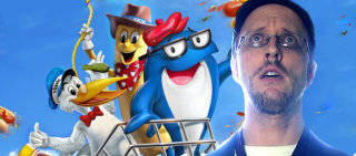 Nostalgia Critic: Foodfight!