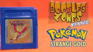 Phelous: Bootleg Zones: Pokemon Strange Gold