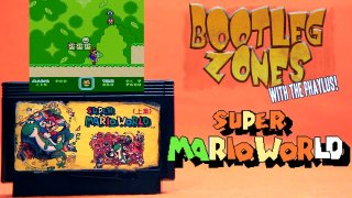 Phelous: Bootleg Zones: Super Mario World