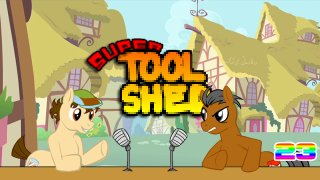 Sage Reviews: Super ToolShed: Ponies vs. Fauxnies (Part I)