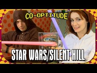 Co-Optitude: Silent Hill & Star Wars - Retro Let's Play: Co-Optitude Ep 41