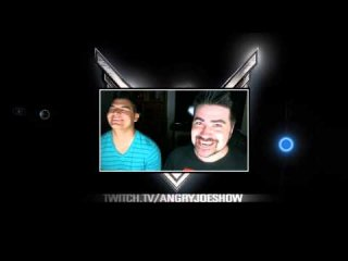 Angry Joe Show: AngryJoe Livestreaming Outlast Whistleblower DLC NOW!