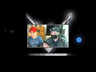 Angry Joe Show: AngryJoe Streaming WatchDogs NOW!