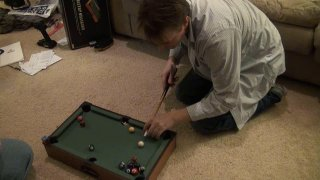 AT4W: VLOG: 5-6-14 - A Game of Pool