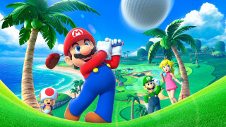 Giant Bomb: Quick Look: Mario Golf: World Tour