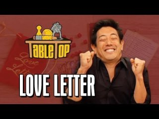 TableTop: Love Letter: Grant Imahara, Nika Harper and Anne Wheaton Join Wil Wheaton on TableTop [Livestream]