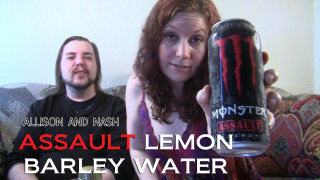 Obscurus Lupa Presents: Allison and Nash Assault Lemon Barley Water